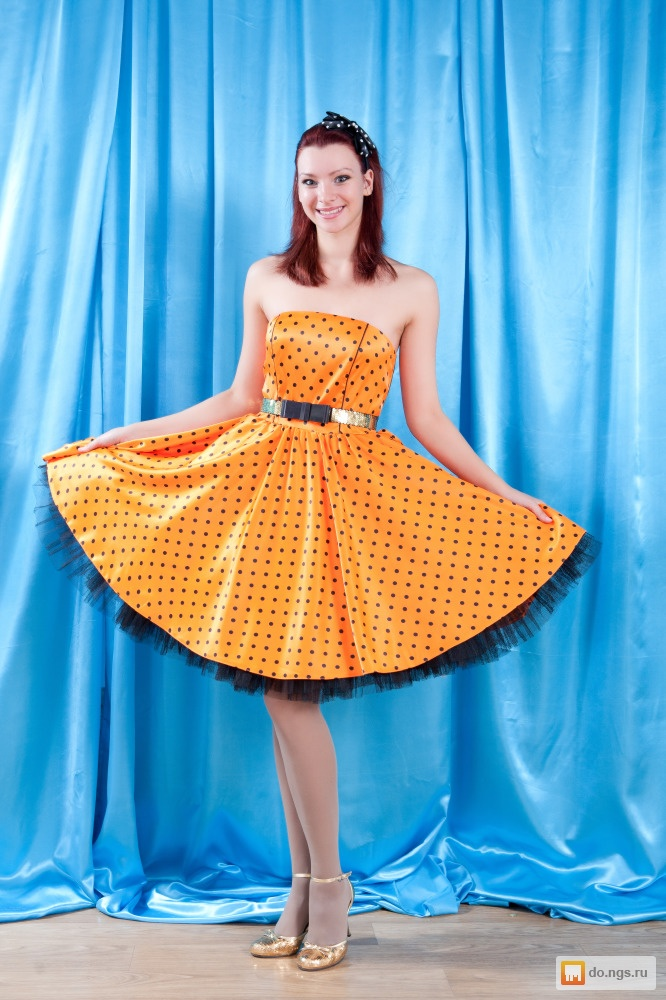 Ретро платья в новосибирске