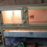 Брудера,клетки для цыплят, Новосибирск