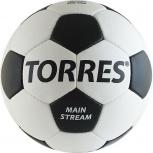 Футбольный мяч torres main stream размер 4, Новосибирск
