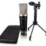 Конденсаторный микрофон m-audio producer usb, Новосибирск