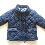Стеганая стильная куртка на мальчика Некст, Новосибирск