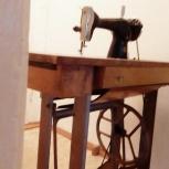 Швейная ножная рабочая машина пмз - советское качество,торг, гарантия!, Новосибирск