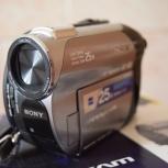 Продам видеокамеру sony dcr-dvd308e, Новосибирск