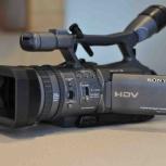 Видеокамера Sony HDR FX7E, Новосибирск