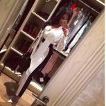 брюки с лампасами и блузка, Новосибирск