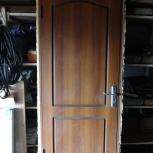 Продам межкомнатную дверь в сборе, Новосибирск