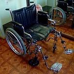 Коляска инвалидная б/у состояние хорошее, Новосибирск