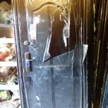Двери, металл 1мм, Новосибирск