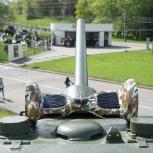 Камуфляжный Гироскутер offroad на больших колесах в наличии, Новосибирск