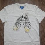 Новая мужская футболка Adidas Original, Новосибирск