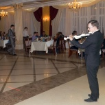 Скрипка к вам на праздник!, Новосибирск
