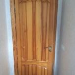 Продам двери из натурального дерева !, Новосибирск