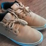 Продам ботинки-кеды фирмы CRUP. Кожа. Размер 41-42, Новосибирск