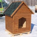 Будка для собаки, Новосибирск