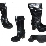 Продам б/у обувь new rock, Новосибирск