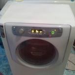 Продам стиральную машину Ariston AQUALTIS AQSF 05 I, Новосибирск