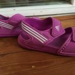 Продам сандалики для девочки АДИДАС 26р-р, Новосибирск