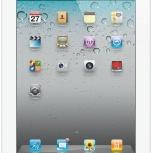 Apple iPad 2 64Gb Wi-Fi 3G White, Новосибирск