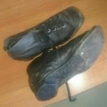 ботинки лыжные кожаные, Новосибирск
