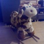 Продам детскую корову- качалку, Новосибирск
