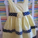 Платье для принцессы на 2 года, Новосибирск