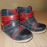 Демисезонные ботинки (24 размер), Новосибирск