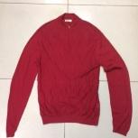 Продам новый мужской пуловер Zilli (размер: 58), Новосибирск