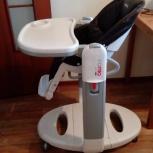 Продам стильный стульчик для кормления PEG PEREGO Tatamia, Новосибирск