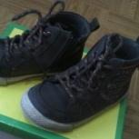 """Ботинки """"Лева"""" на мальчика размер 27, в хорошем состоянии, Новосибирск"""