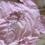 продам куртку демисезонную розовую от 5 лет, Новосибирск
