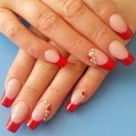 Красивые ногти, Новосибирск