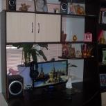 Продам хороший компьютерный стол с пеналом, Новосибирск