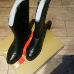 Продам женские демисезонные сапоги, Новосибирск