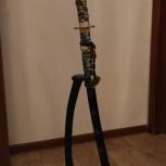 Продам японскую меч катану сувенирную, Новосибирск