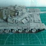 Модель танкаТ-90 1/35, Новосибирск