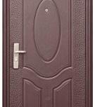Стальная дверь Е40M, Новосибирск
