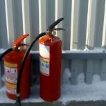 Огнетушители, Новосибирск