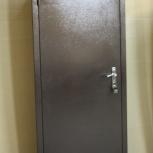 """Входная дверь """"Дельта-Эконом А1"""" (под ваш размер), Новосибирск"""