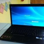 Продам ноутбук Lenovo два ядра, Новосибирск