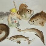 Рыболовные сувениры, Новосибирск