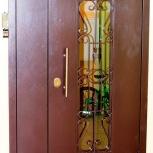 Двери подъездные, домофоные, тамбурные, Новосибирск