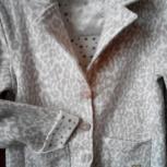 Пиджак клубный (кофта) импорт девочке 128, Новосибирск