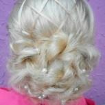 Причёски и плетение кос на Новый год!, Новосибирск