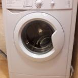 Продам стиральную машину автомат Indesit IWSB 5105, Новосибирск