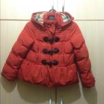 Брендовая демисезонная курточка Burberry, Новосибирск