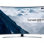 ТВ 55'' (139см) Samsung UE55KU6670 LED SMART Wi-Fi 4K DVB-T2 CURVED, Новосибирск