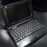 """DNS 520 (миниатюрный нетбук - 8.9""""), Новосибирск"""