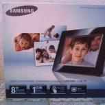 Продам фоторамку Samsung, Новосибирск
