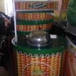 Оборудование по приготовлению горячей кукурузы, Новосибирск