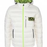 Куртка пуховик EA7 EMPORIO ARMANI 7  оригинал, Новосибирск